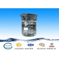 Wholesale 3.0 ~ 6.0 PH Flocculant PDADMAC industry Non flammable Textile Water treatment from china suppliers