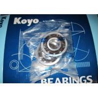 Wholesale Super Precision Steel KOYO Bearing 7000 , Angular Contact Ball Bearing for High Speed from china suppliers