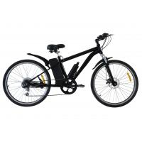 Wholesale Custom Black sport mountain electric bike bicycle 26 inch 36V / 9Ah from china suppliers