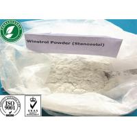 Wholesale Injectable Bodybuilding Steroids White Powder  Stanozolol Winstrol CAS 10148-03-8 from china suppliers