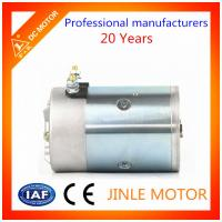 Quality Electric Bicycle ZD1230 1.6kw Hydraulic DC Motor F Insulation 2350RPM for sale