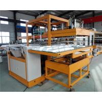 Wholesale White Plastic Styrofoam Disposable Lunch Box Making Machine 170-200KW from china suppliers