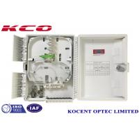 Buy cheap KCO-ODP-16W Fiber Optic Terminal Box Lightweight Chemical Resistance from wholesalers