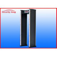 Wholesale Remote Control Walk Through Metal Detector , 6 Zone Door Metal Detector XST- AP2 from china suppliers