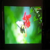 Wholesale Gray Rear Projection Film / 3D Holo Display With Self Adhesive Layer 100 Thickness from china suppliers