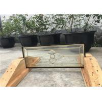 Wholesale Small Kitchen Cabinet Glass / Bevelled / Polished Glass A Balance Of Elements from china suppliers