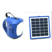 Quality Innovative LED Solar Lantern with Solar panels Poly 6V *1.5W (3W) for sale