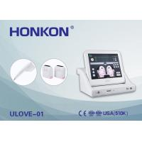 Wholesale Portable Ultrasonic Wrinkle Remover Skin Tightening HIFU Machine with 15 Inch Touch Screen from china suppliers