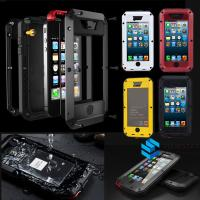 Wholesale Waterproof Yellow Durable Strike Cellphone Case For iphone / Samsung from china suppliers
