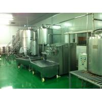 Wholesale Auto Vacuum Juice / Beverage Processing Equipment 1000L/H SUS304 Material from china suppliers