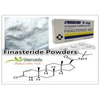 Wholesale Proscar Anabolic Androgenic Steroids / Finasteride Powders for Male Enhancement / Prostate Disease from china suppliers