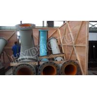 Quality Pelton Water Turbine / Pelton Hydro Turbine With Forged CNC Wheel For 530m Head Hydropower Station for sale