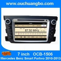 Wholesale Ouchuangbo Auto DVD System for Mercedes Benz Smart Fortwo 2010-2013 GPS Nav Multimedia Stereo USB iPod TVOCB-1506 from china suppliers