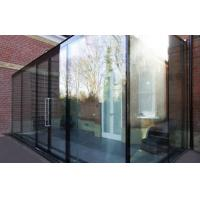 Wholesale Float / Pattern Tempered Safety Glass For Fireplace Enclosure And Swimming Pool Fence from china suppliers