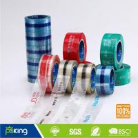 Wholesale 48MM Strong Adhesion Low Noise Printed BOPP Packing Tape for Carton Sealing from china suppliers