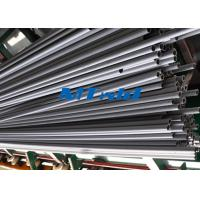 Wholesale ASTM A269 TP347 / 347H ERW Stainless Steel Welded Tube / EFW Pipe from china suppliers