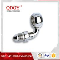 Wholesale qdgy steel material chromed plated coating qdgy 10MM ( 3/8 ) BANJO BOLT - 90 degree from china suppliers
