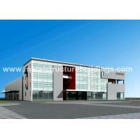 Wholesale Fire Proof Multi Storey Prefab Steel Building Kits With Purlin C-Section And Z-Section from china suppliers