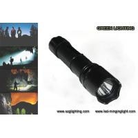 Wholesale GL-C6 Portable LED Flashlight Torch Aluminum Alloy 20 Meters Lighting Range from china suppliers