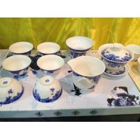 Wholesale Jingdezhen Blue & White Porcelain tes sets for promotion from china suppliers