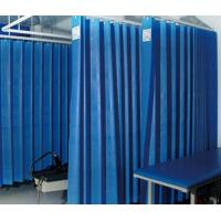 China Disposable privacy curtain with NFPA 701 on sale
