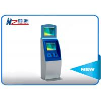 Wholesale All In One Bill Accept SIM Card Dispenser Kiosk Ticketing Payment Windows 7/8/10 OS from china suppliers