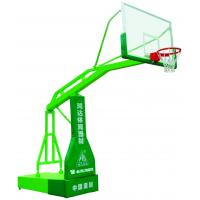 Wholesale Movable Steel Hydraulic basketball backstop Equipment for Playground from china suppliers