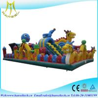 Quality Hansel good sale play zone equipment for commercial for children for sale