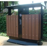 Wholesale Recycled outdoor wpc trash can/ash-bin RMD-D7 from china suppliers