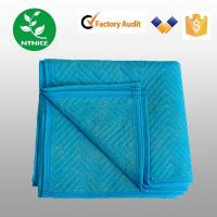 """Quality hot sale 72""""*80"""" non woven multifunction furniture Moving Blankets 100% recycled textile materials for sale"""