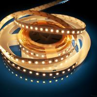 Buy cheap 2800K 120LEDS SMD 2835 LED Strip 20lm - 22lm High Output Available IP20 IP65 IP67 from wholesalers
