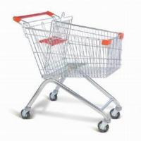 Wholesale 125 Liters European Shopping Cart (MJYI-125B) from china suppliers