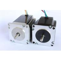 Wholesale 57mm Nema 23 Three Phase Hybrid Stepper Motor For Labeling Machine Low Current from china suppliers