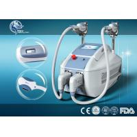 Wholesale Professional IPL SHR Hair Removal Machine , Hair Removal Skin Rejuvenation Machine from china suppliers