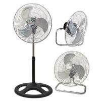 Quality 3 in one 18 stand fan for sale
