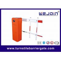 Wholesale Automated Electronic Car Park Barrier Gate Arm With Die Casting Aluminum Alloy Motor from china suppliers