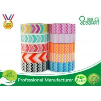 Wholesale Scrapbooking Writing Custom Printed Washi Tape Waterproof Environment Friendly from china suppliers