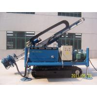 Wholesale Great Torque Portable Drilling Rigs , Crawler Drilling Machines from china suppliers