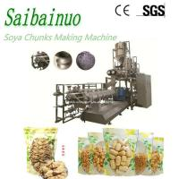 Wholesale High Quality China Manufacture Vegetarian Snacks Soya Meat Machinery from china suppliers