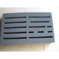 Wholesale Non Toxic  Black Packing Sponge Foam High Density Foam Sheets from china suppliers