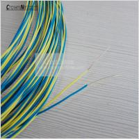 Wholesale Cat3 Jumper Wire 0.5mm PVC Jacket Blue/Yellow Red/White Bare Copper/ Tinned Copper jumper cables from china suppliers