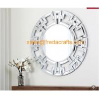 "Wholesale Freda hot sale elegant venetian wall mirror round  wall mirror home decor 31.5"" from china suppliers"