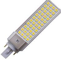 Wholesale 6w 8w 10w Led PL G24 Down Light / SMD Led Light Bulb Lights with aluminum heatsink from china suppliers