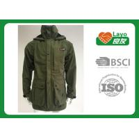 Wholesale Womens Camo Softshell Hooded Jacket Warm Lightweight Running Softshell Jacket from china suppliers