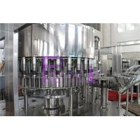 Wholesale Industrial Monoblock Filling Machine Semi Automatic Soft Drink Bottling Equipment from china suppliers