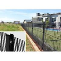 Wholesale ClearVu Fencing,THE INVISIBLE WALL, SECURITY FENCE from china suppliers