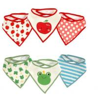 Wholesale Feeding Baby Bibs Newborn Baby Products Weith Cute Pattern Bibs BB021 from china suppliers