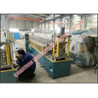 Wholesale Steel Strut Channel Manufacturing Machine with Automatic Metal Roll Forming System from china suppliers