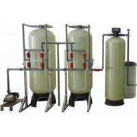 Wholesale Drinking Water Softener System 2000LPH For Chemical Industry CE Approved from china suppliers