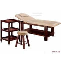 Wholesale ASF-07-054 Professional Beauty Salon Furniture Wooden Massage Table Bed Supplier from china suppliers